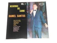 Daniel Santos - LP - Recuerdos Del Caribe - Vol. 1 - Orfeon LP-12-461