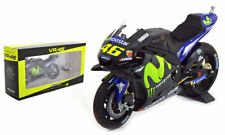 Minichamps Yamaha YZR-M1 Valencia Test MotoGP 2017 - Valentino Rossi 1/12 Scale