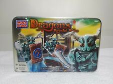 Mega Bloks Dragon Krystal Wars 9865 *TIN ONLY*