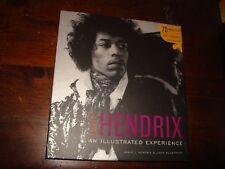 Jimi Hendrix An illustrated Experience John McDermott/Janie Hendrix Book & Music