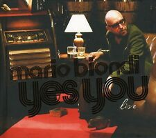 Yes You Live - Mario Bondi (2010, CD NIEUW)2 DISC SET