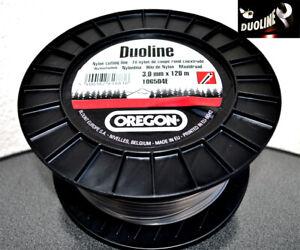Oregon Duoline Profi Mähfaden 2,0 bis 3,0 mm 15 bis 180 m