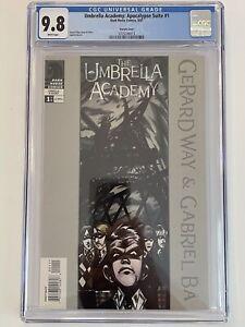 Umbrella Academy: Apocalypse Suite #1 (Variant Cover) - CGC 9.8