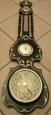 Orologio vintage, termometro, igrometro, barometro da parete (anni 70)