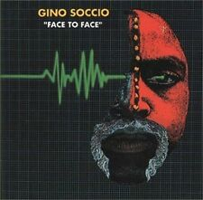 Gino Soccio -  Face To Face   new cd  Canada Import (  It's alright, Who Dunnit