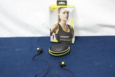 Jabra Sport Pulse In-Ear Only Wireless Bluetooth Headphones*Black/Yellow*