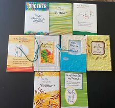 BROTHER Blue Mountain Arts greeting cards