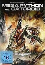Mega python vs. Gatoroid (d' horreur-sci-fi) de Mary Lambert (cimetière des ouste