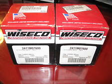 1999-06 07 08 Ski-doo 500/600 GSX_GTX_MX-Z_Skandic_Summit Wiseco Piston Kits x2