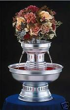 """21""""  APEX HOSTESS CHAMPAGNE BEVERAGE FOUNTAIN PARTY DRINK PUNCH BOWL 3 GALLON"""
