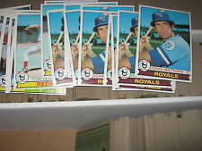 (10) 1979 Topps Lot - YOU PICK - FINISH YOUR SET - NM+