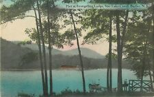 The Pier At Evangeline Lodge, Star Lake Camp, Salvation Army, Butler, New Jersey