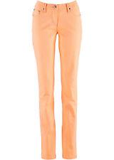 L28 Damenhosen aus Baumwolle mit geradem Bein