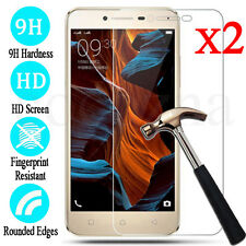 2Pcs 9H Premium Tempered Glass Screen Protector Cover Film For Lenovo Cell Phone
