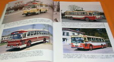 Showa 40's Historic Motorbus Scenes photo book japan japanese bus #0626