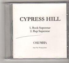 (FZ557) Cypress Hill, Rock Superstar - DJ CD