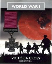 Victoria Cross Reproduction Miniature Medal For Gallantry