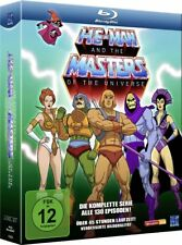 He-Man And The Masters of The Universe - Complete TV Series NEW Blu-Ray Region B