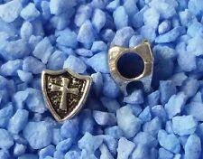 2 Kreuz Beads Großloch Perlen Paracord Lanyard Armband K07