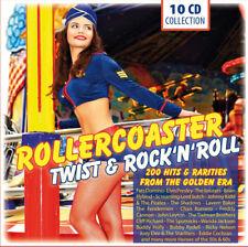 Various Artists : Rollercoaster: Twist & Rock 'N' Roll CD (2015) ***NEW***