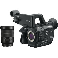 Sony PXW-FS5M2 Mark II 4K XDCAM Super35mm Camcorder with 18-105mm Zoom Lens NEW