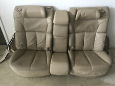Car truck interior parts for infiniti q45 without warranty ebay 2003 infiniti q45 rear power seats tan used publicscrutiny Image collections