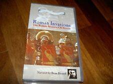 Legions Roman Invasions of Britain History Documentary Cromwell Films UK PAL VHS