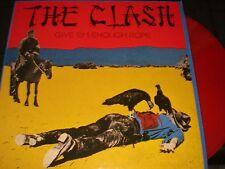 THE CLASH   Give 'Em Enough Rope  vinyl LP unplayed color