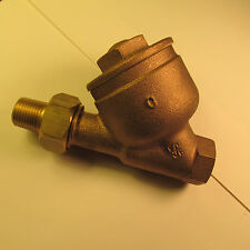 CONVECTOR STEAM TRAP DRAIN FOR STEAM SYSTEMS - LAUNDRY & SHOP BOILERS - NEW ITEM