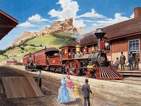 The Treasure Chest Toys&Trains  LLC