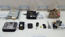 2017 TOYOTA AVENSIS 1.6 D-4D DIESEL ENGINE ECU KIT WITH LOCK AND KEY 89661-05G30