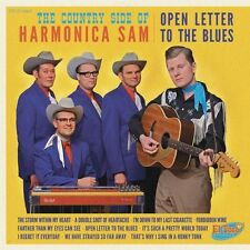 CD The Country Side Of Harmonica Sam - Open Letter to the blues - NEW and Sealed
