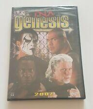 TNA Impact Wrestling Genesis 2007 DVD