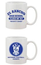 El Rancho High School 50th Reunion Commemorative Mug Imprinted Both Sides!