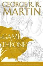 A Game of Thrones: Graphic Novel, Martin, George R. R.