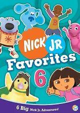 Nick Jr. Favorites - Vol. 6 DVD