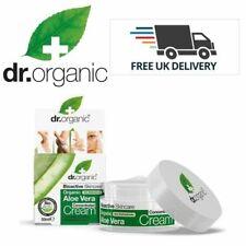 Dr. Organic Bio Aktive Hautpflege Aloe Vera konzentrierte Creme 50ml. nagelneu