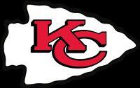 Kansas City Chiefs Vinyl Decal / Sticker 5 sizes!!