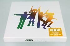 "ABBA - 'the Album The Singles' 3 X Coloured Vinyl 7"" Mp3 Codes"