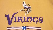 NFL Minnesota Vikings National Football League Team Apparel T Shirt 2XL