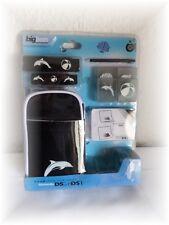 Essentials Pack Sacoche + Accessoires Noir Dauphin Nintendo DS Lite DSi