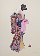 Otsuka, Hisashi - Limited Edition, Lithograph. Hand Signed and Numbered