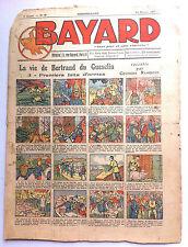 """BAYARD n°59 du 14/02/1937; """"Les trois petits lapins"""" par Arsène Brivot"""