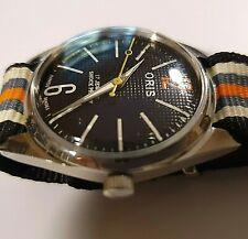 "Orologio Uomo Vintage Hand Winding ""Military"" SWISS Watch ST96 17juwels Mechanic"