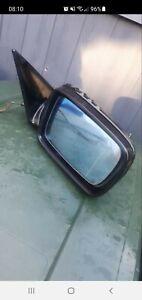 Bmw E46 coupe convertible Drivers Mirror black