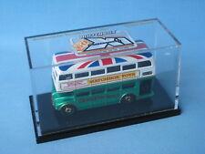 Matchbox Routemaster bus 2013 Gathering dîner modèle rare blanc et vert