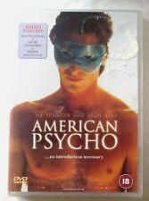 68219 DVD - American Psycho [NEW / SEALED]    EDV 9070