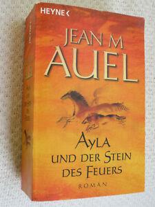 AYLA UND DER STEIN DES FEUERS von Jean M. Auel ° Kinder der Erde - Band 5