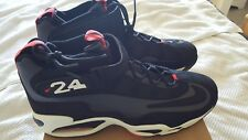 Nike air griffey max 1 black red size 15 lebron yeezy kd kyrie