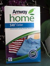 EUR 13,48/kg Color Vollwaschmittel  - 3 kg Konzentrat - AMWAY HOME™ SA8™